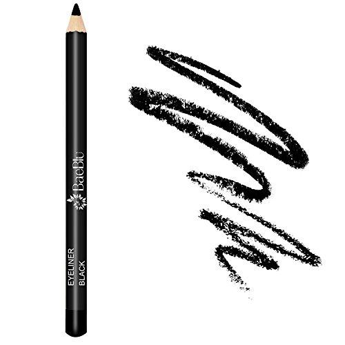 Best Natural Vegan Eyeliner Pencil by BaeBlu, Black