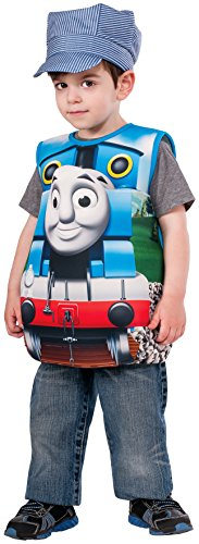 Thomas The Tank Halloween (Rubies Thomas the Tank Engine Candy Catcher Costume - Small One Color)