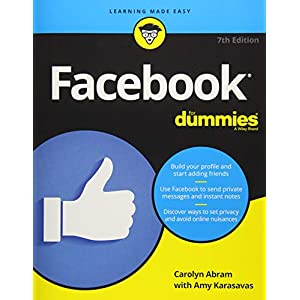 412PeG5Qi4L. SS300  - Facebook For Dummies