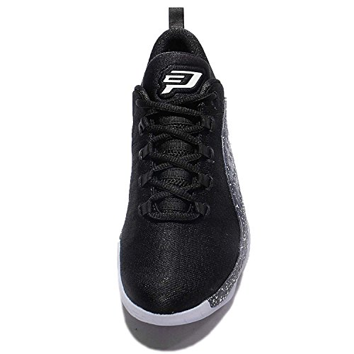 Nike Youth Jordan CP3.X Woven Textile Trainers Black White