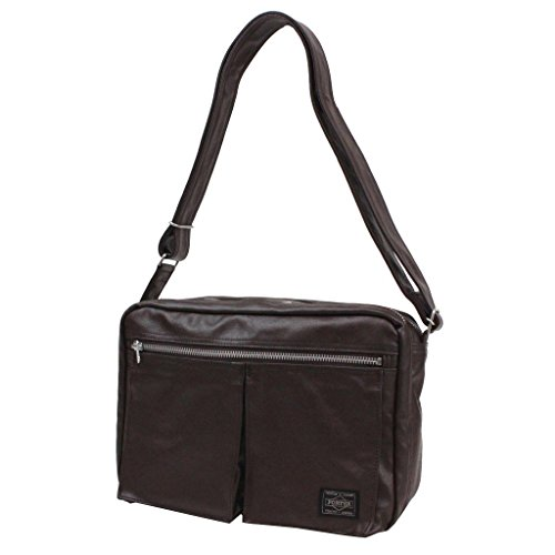 Yoshida Bag Porter Freestyle Shoulder Bag Brown 707-08211 by Yoshida Bag