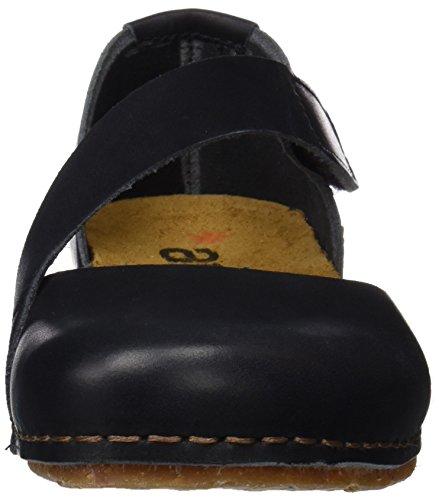 Art Damen 0442 Mojave Creta Geschlossene Sandalen Schwarz (Black)