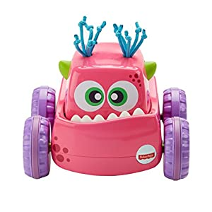 Fisher-Price Rubber Monster Truck, Pack...