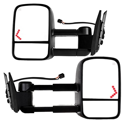 07 gmc tow mirrors - 2