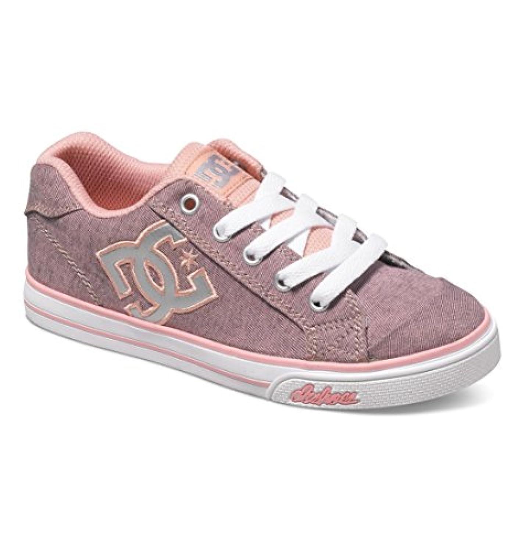Dc Shoes Chelsea Tx Se G Shoe, Color: Pink With Silver, Size: 34 EU