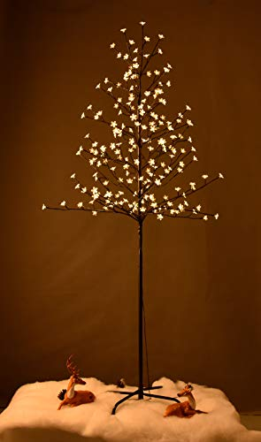 Outdoor Lighted Led Christmas Tree Decoration in US - 5