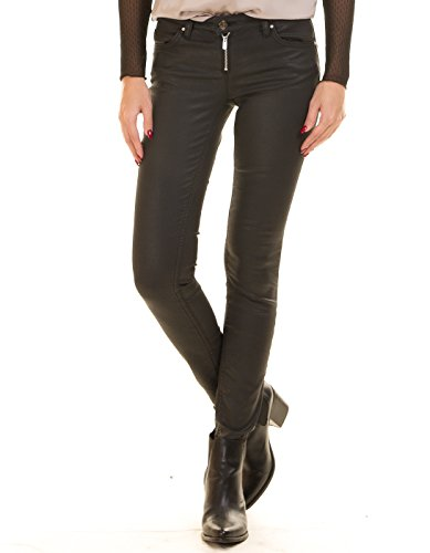 Guess Jeans Black Black By Wax Wax Black Guess Jeans By qS1ZO1