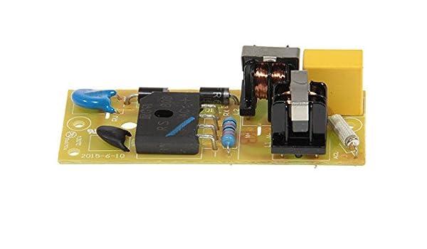 Kenwood tarjeta Placa PCB Extractor Licuadora Pure Juice jmp60 ...