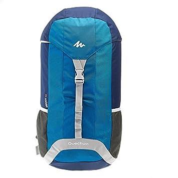 Mochila de senderismo, Quechua 40L impermeable mochila deportes al aire libre mochila para viaje senderismo escalada Camping montañismo esquí pesca Ciclismo ...