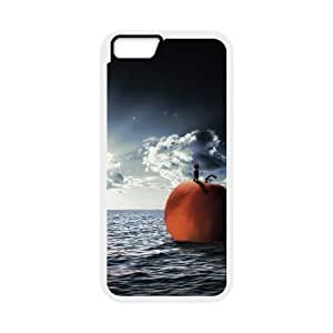 iPhone 6 Plus 5.5 Inch Cell Phone Case White James and the Giant Peach 09 Lqli