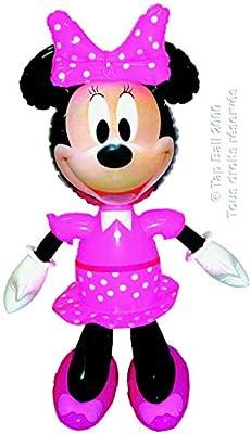 GF Toys- 104006 Minnie Figura Hinchable, 49 cm: Amazon.es ...
