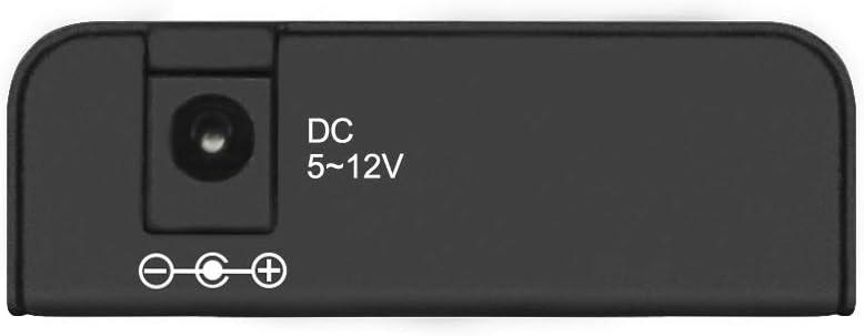 LFP and DIP sw Settings LFC-1002-SFP Two RJ45 Ports Gigabit Ethernet to 100//1000BaseX SFP Slot Fiber Media Converter