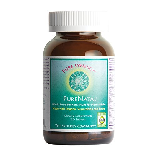 Pure Synergy PureNatal Tablets Prenatal