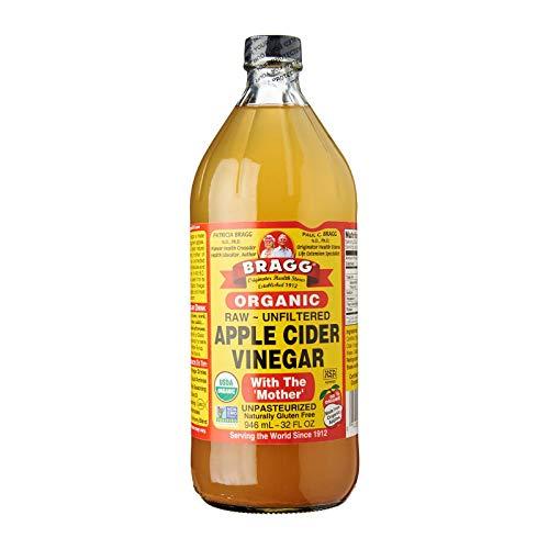 Bragg Organic Raw Apple Cider Vinegar, 32 oz ()