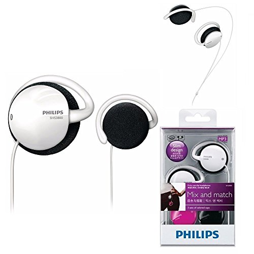 Philips Earclip Headphones SHS3800 by Philips