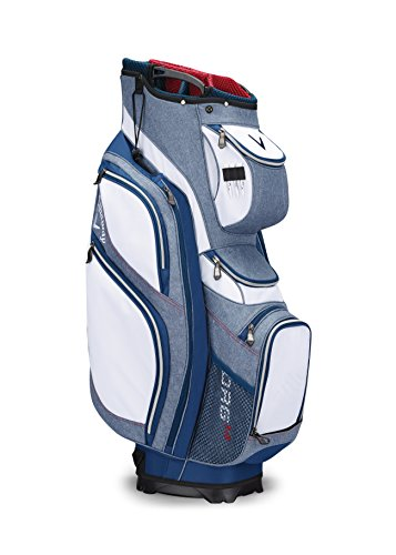 Callaway Golf Org 14 Cart Bag Golf Bag Cart 2017 Org 14 White/Navy/Red
