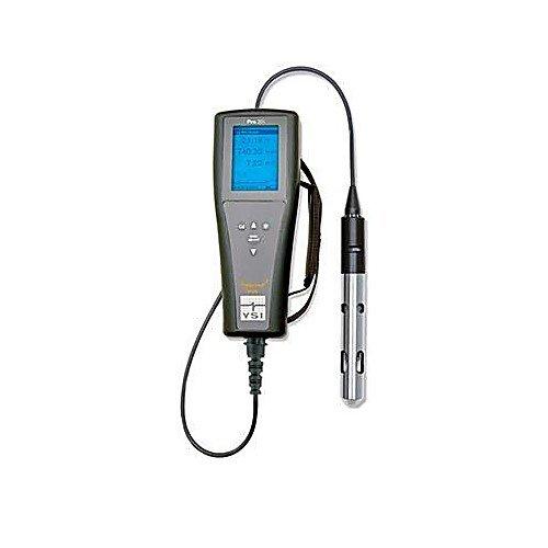 YSI 607130 Pro20i Dissolved Oxygen & Temperature Meter, 1M Integral Cable and 2003 Polarographic Sensor Kit
