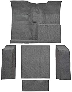 No Wheel Wells /& Shock Covers Carpet For 1978 Datsun 280Z 2-seater Complete Kit