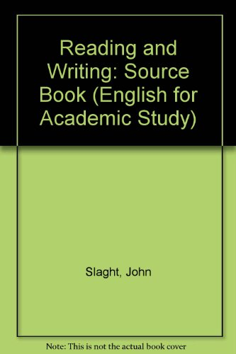 book source essay It follows that your ability to write syntheses depends on your ability to infer relationships among sources - essays, articles the authors of two books make.