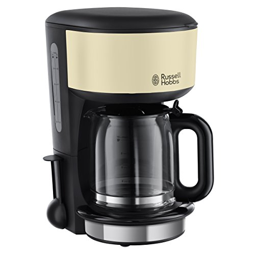 Russell-Hobbs-Colours-Classic-Cream-20135-56-Cafetera-de-goteo-jarra-de-cristal-capacidad-125-l