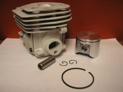 Husqvarna 359 Piston & Cylinder Kit 47mm Replaces Part# 537157302 Tooling, Ships From USA