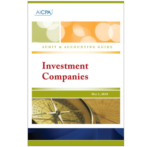Download Investment Companies: With Conforming Changes as of May 1, 2010 ebook