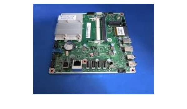 HP 23-G010 AIO Alice Amber Motherboard w// AMD E2-3800 1.3GHZ CPU 730939-501
