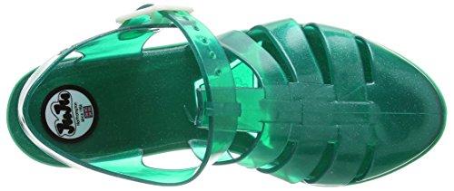 Verde Shoestinkerbelle Green jade Donna Sparkles Sandali green Juju jade Green qtdBZwBx