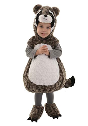 Raccoon Costumes Toddler - Underwraps Raccoon Toddler Costume-Large