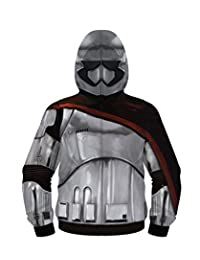 Star Wars Captain Phasma Costume Jacket