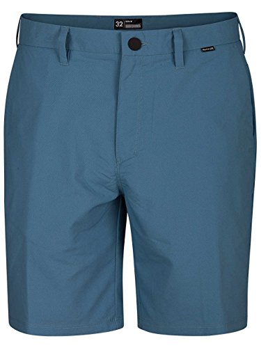 Hurley Men's Dri-FIT Chino Walkshort Noise Aqua 36 19