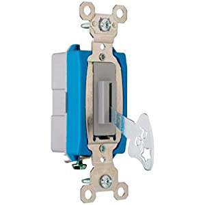 Keyed Light Switch