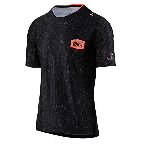 100 % Celium All Mountain Jersey – Men 's B01LX6YOME Large|Black-Astro Black-Astro Large