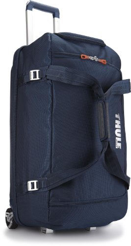 Thule Crossover 87-Litre Rolling Duffel Pack (Dark Blue) by Thule
