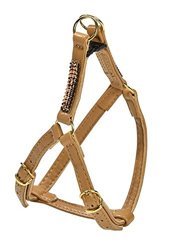 Swarovski Crystal Princess Harness (25, Camel)