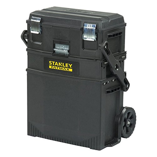 Stanley 020800R FatMax 4-in1 Mobile Work Station for Tools and Parts