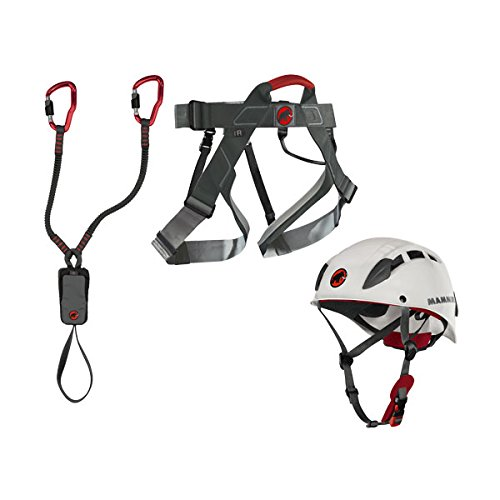 Mammut Klettersteigset Classic VF Package 2, Neutral, One size, 2130-00270-9999-1