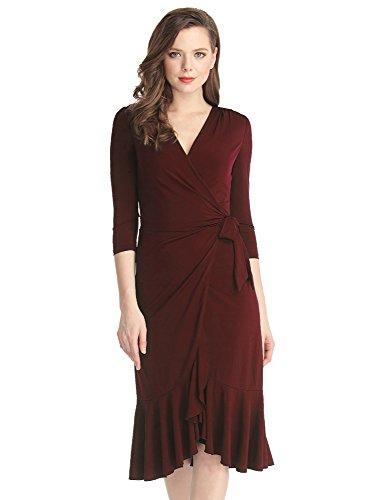 Women's Wrap Dress: Amazon.com