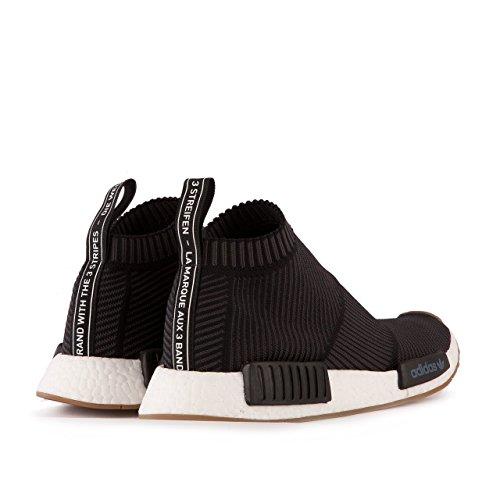Adidas Originals Vrouwen Nmd_cs1 Pk Sneaker Kern Zwart / Kern Zwart / Gum