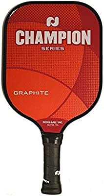 Amazon.com : Pickleball PB119 Graphite Paddle, Red : Sports ...