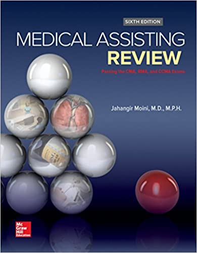 Medical assisting review passing the cma rma and ccma exams medical assisting review passing the cma rma and ccma exams 6th edition fandeluxe Image collections