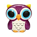 Cloudro Squishies Slow Rising Toy,Squishies Jumbo Owl Aniaml Scented Kawaii Animal Squishy for Boys Girls Party Gift Stress Reliever Toy (Purple)