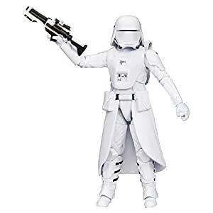 Star Wars / Force of arousal Hasbro Black Series 6 inches figures first order Snow Trooper Officers / STAR WARS THE FORCE AWAKENS 2015 BLACK SERIES FIRST ORDER SNOWTROOPER OFFICER [parallel import goods] latest movie episode 7