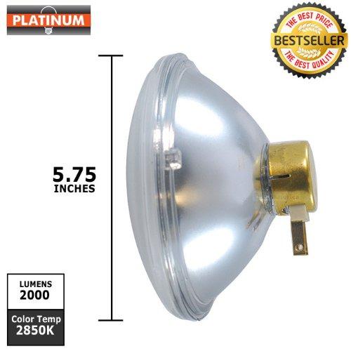 PLATINUM 200w 120v PAR46 3NSP Par Can Bulb (Par46 Cans)