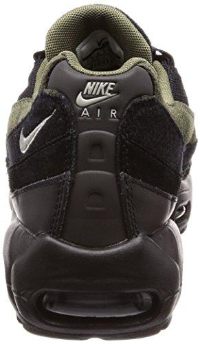 Nike Max uomo Black Cargo Khaki Air Scarpe Flt 95 Nero nbsp;Prm Silver gqAgf