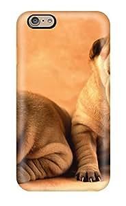 Dan Larkins Case Cover Skin For iphone 5c (shar Pei Dog)