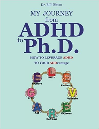 My Journey from ADHD to Ph.D. - How To Leverage ADHD to Your ADDvantage