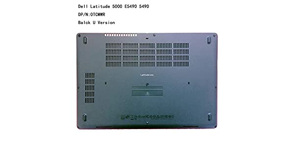 Genuine New for Dell LATITUDE E5480 5480 Low Bottom Base Case Cover 096Y3N 96Y3N