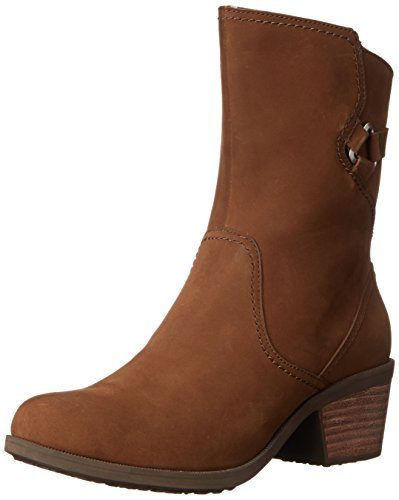 Teva Women's W Foxy Mid Calf Boot, Bison, 7.5 M US