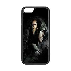 Steve-Brady Phone case TV Show Green Arrow For Apple Iphone 6,4.7 by runtopwell